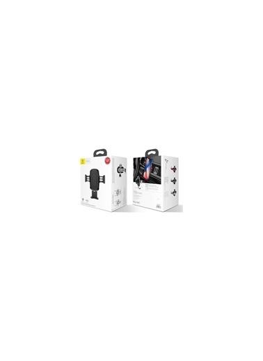 Baseus Çok Fonksiyonlu Petek Girişli 5V 2A, 9V 1.7A Kablosuz Wireless Araç Tutucu Şarj Siyah Wxyl-01 Renkli